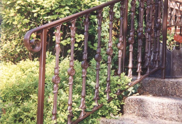 Residential Railing