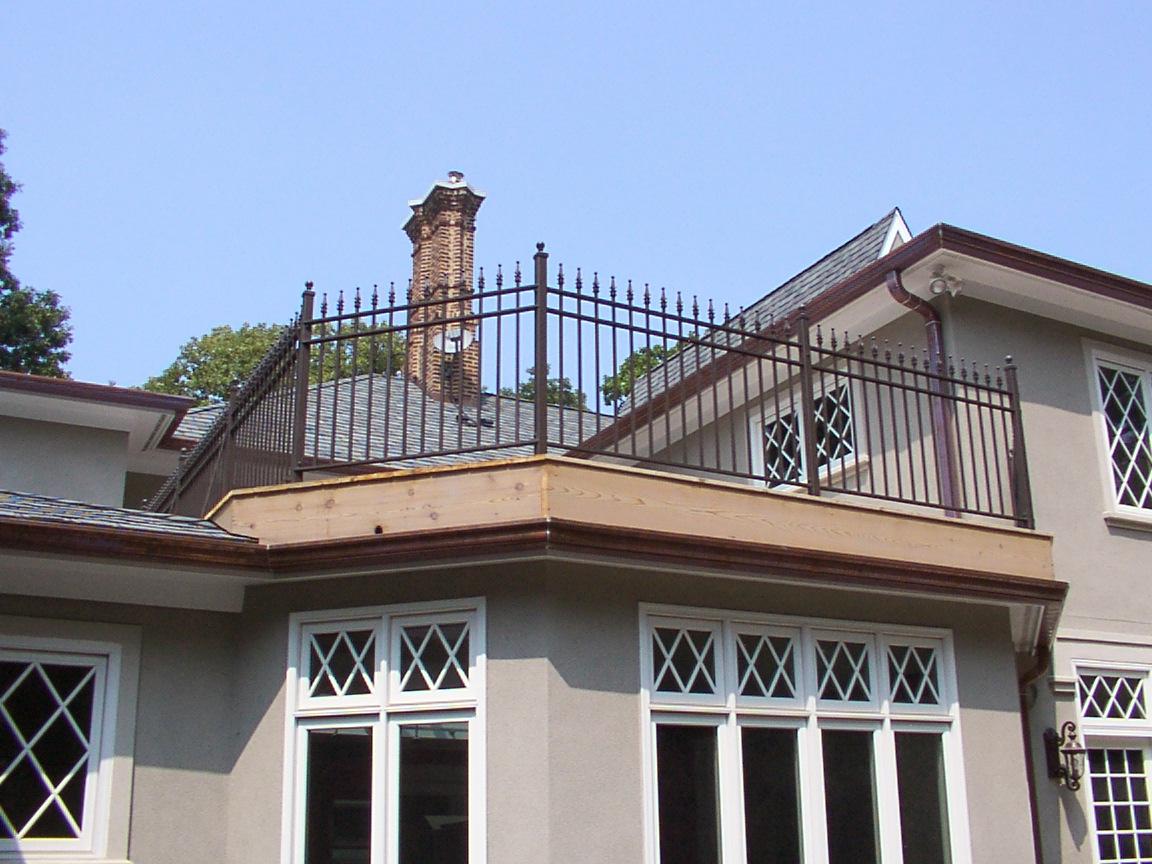 Gallery balcony railings dcp 0143 for Balcony gallery