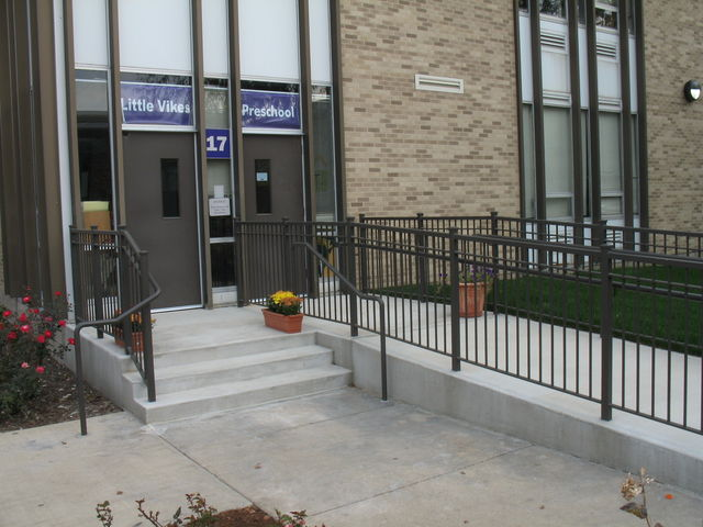 Niles North High School Pre-School Entrance